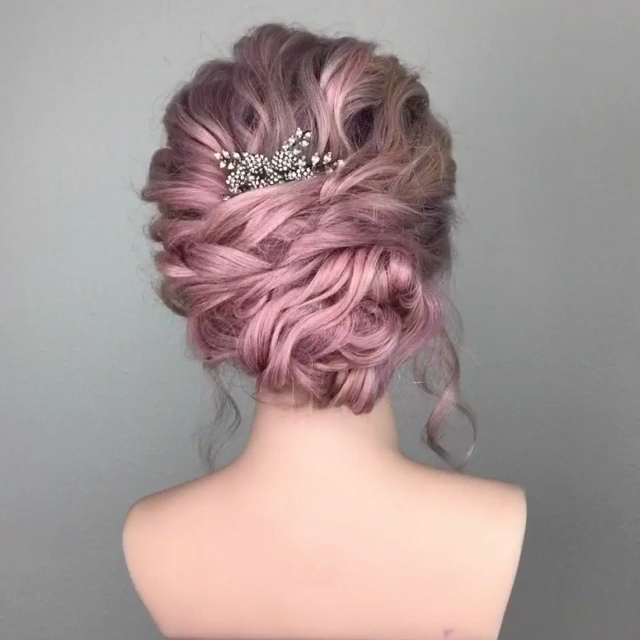 Tips For Hair Style For Wedding