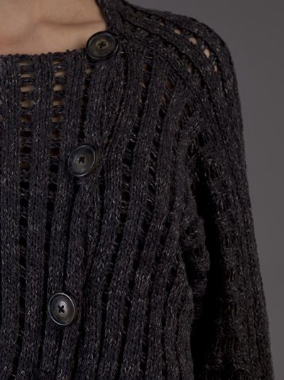 Vivienne Westwood Anglomania - OPIUM TIE CARDIGAN 5