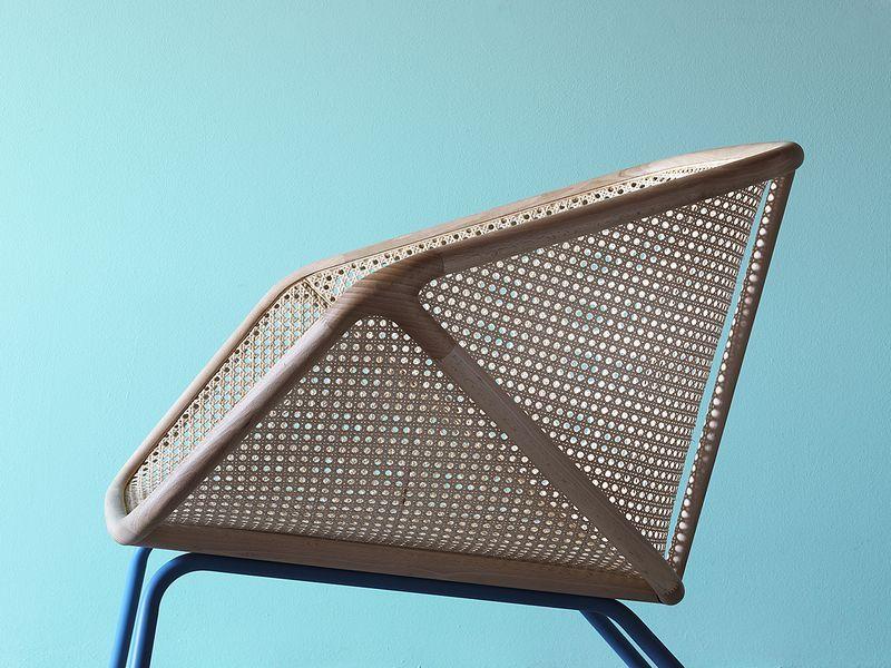 COLONY, armchair for MINIFORM (Meolo VE) by Skrivo design   MAGAZEN NOVO