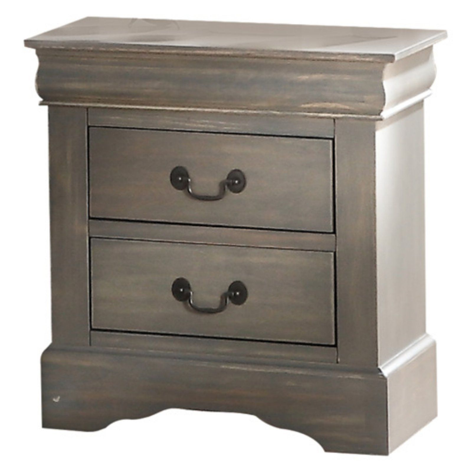 Best Acme Furniture Louis Philippe Iii 2 Drawer Nightstand 400 x 300