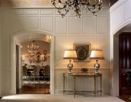 traditional entry by Robin Baron Design House to Home Pinterest