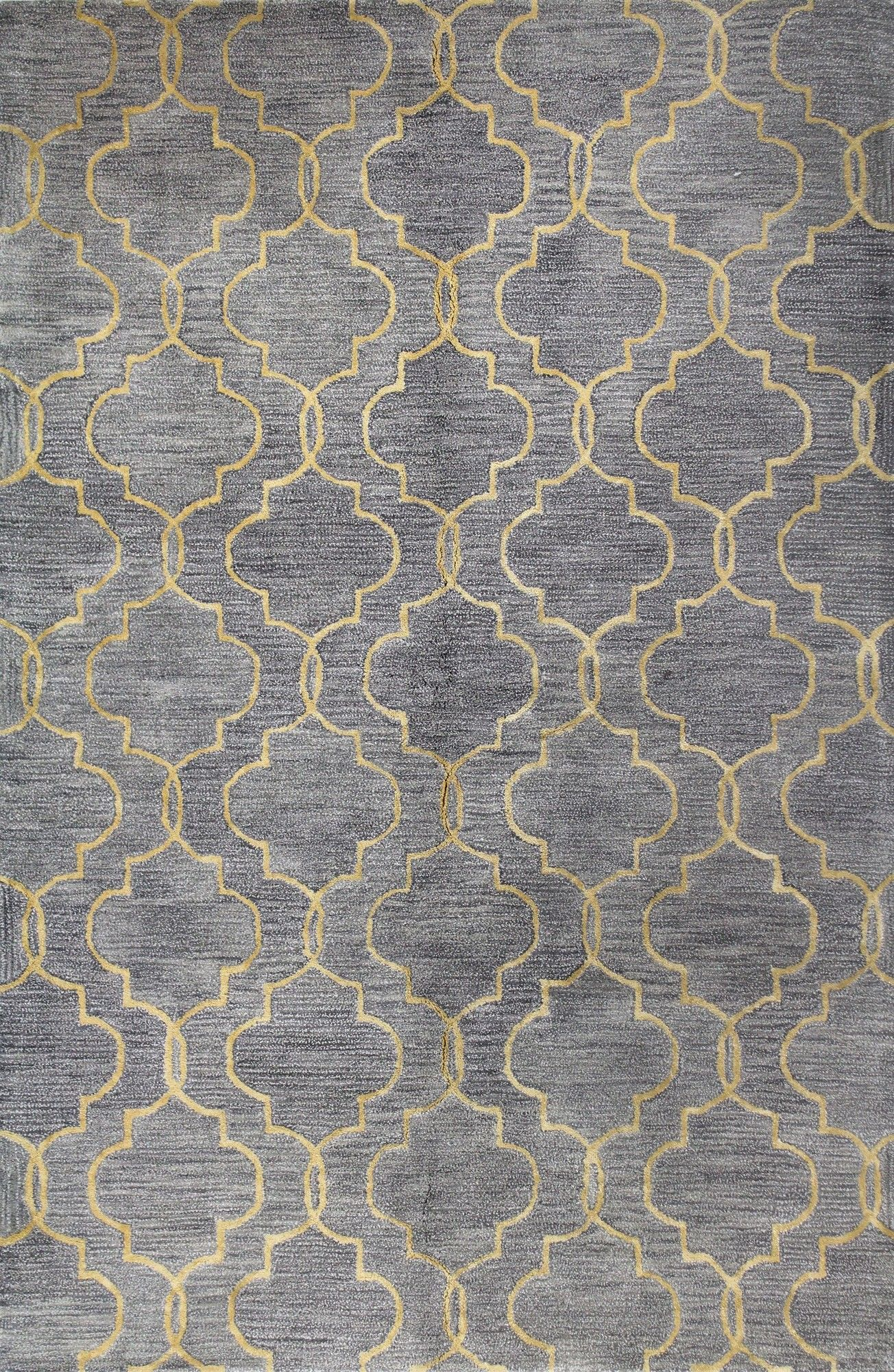 Kaiden Wool Gray Area Rug With Images Gray Kitchen Rugs Grey