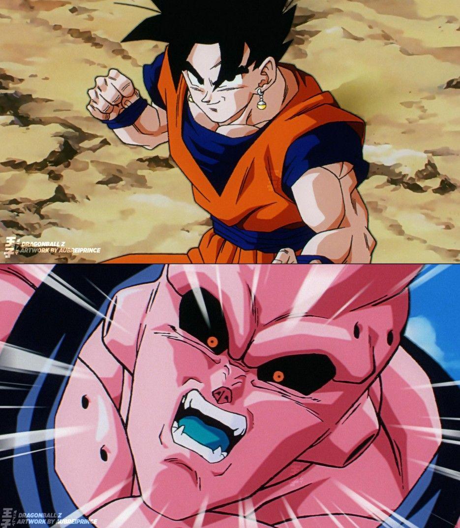 Gokhan Goku And Gohan Fusion By Aubreiprince Dragon Ball Artwork Anime Dragon Ball Dragon Ball Art