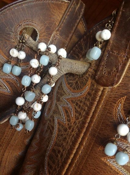 Robins Egg Blue Bridesmaid Jewelry Set Country By Joellieboutique 45 00 Baby Soft Cream Stone