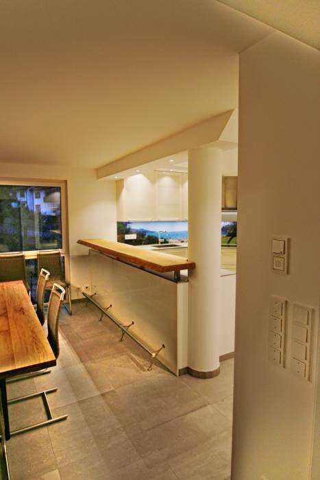 Alles neu, alles besser wohnzimmer und offene küche: küche von ...