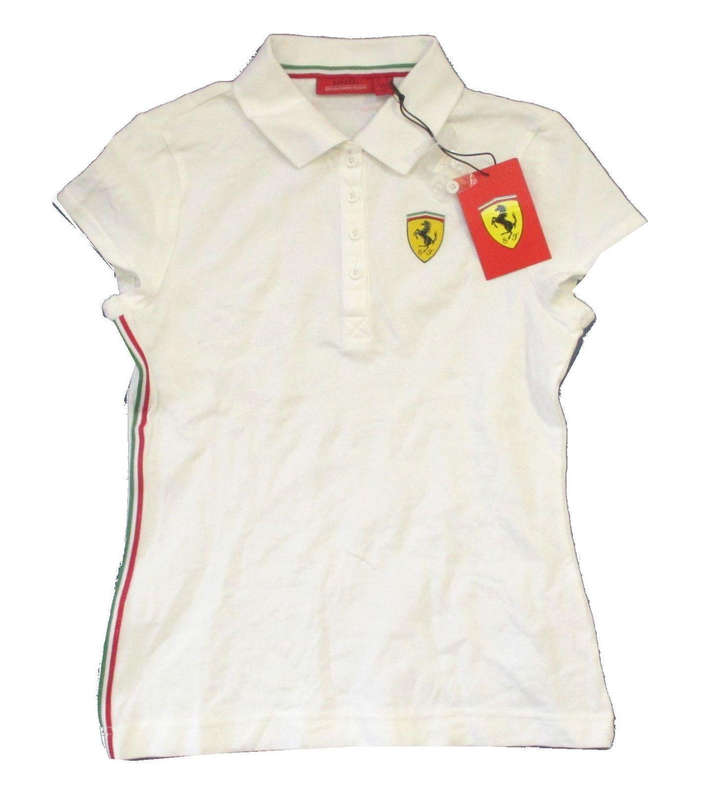 Ferrari Women's Polo