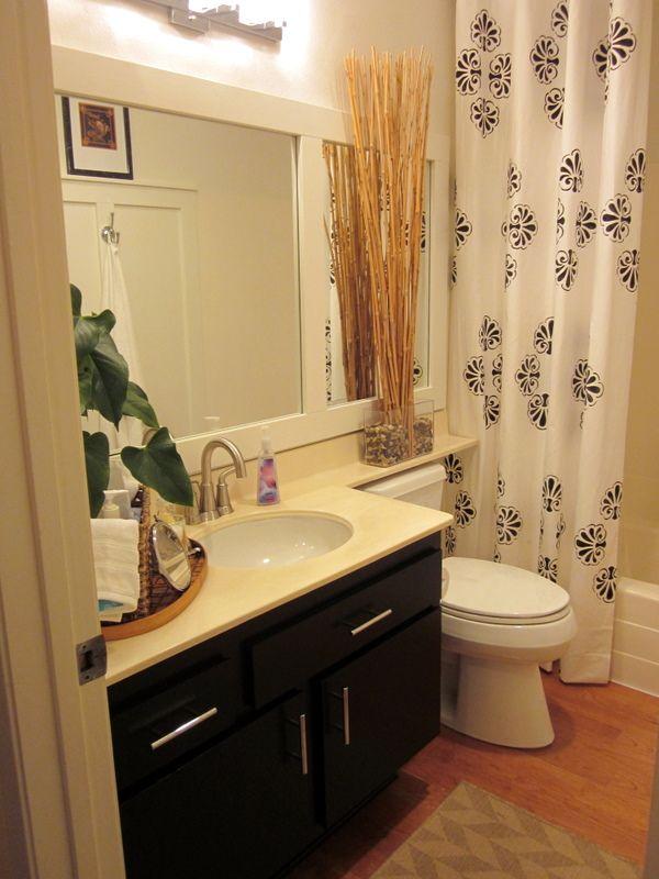 Amazing Bathroom Wall Ideas On A Budget Photo - Wall Art Design ...