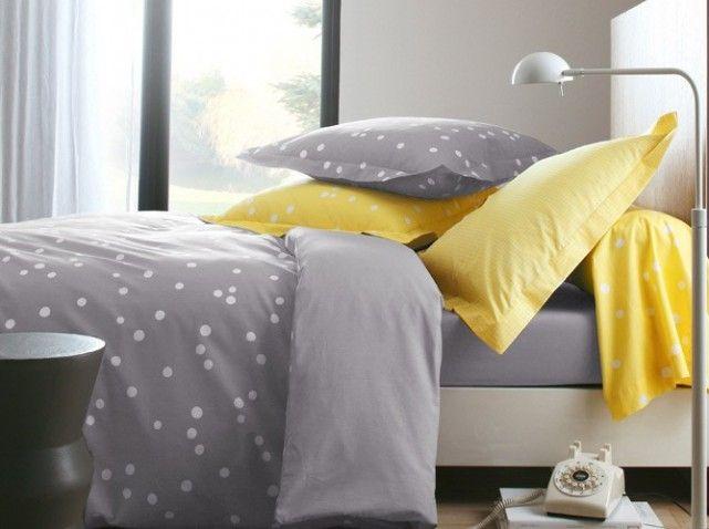 decoration chambre jaune et gris1 Decoration Chambre Jaune Et Gris ...