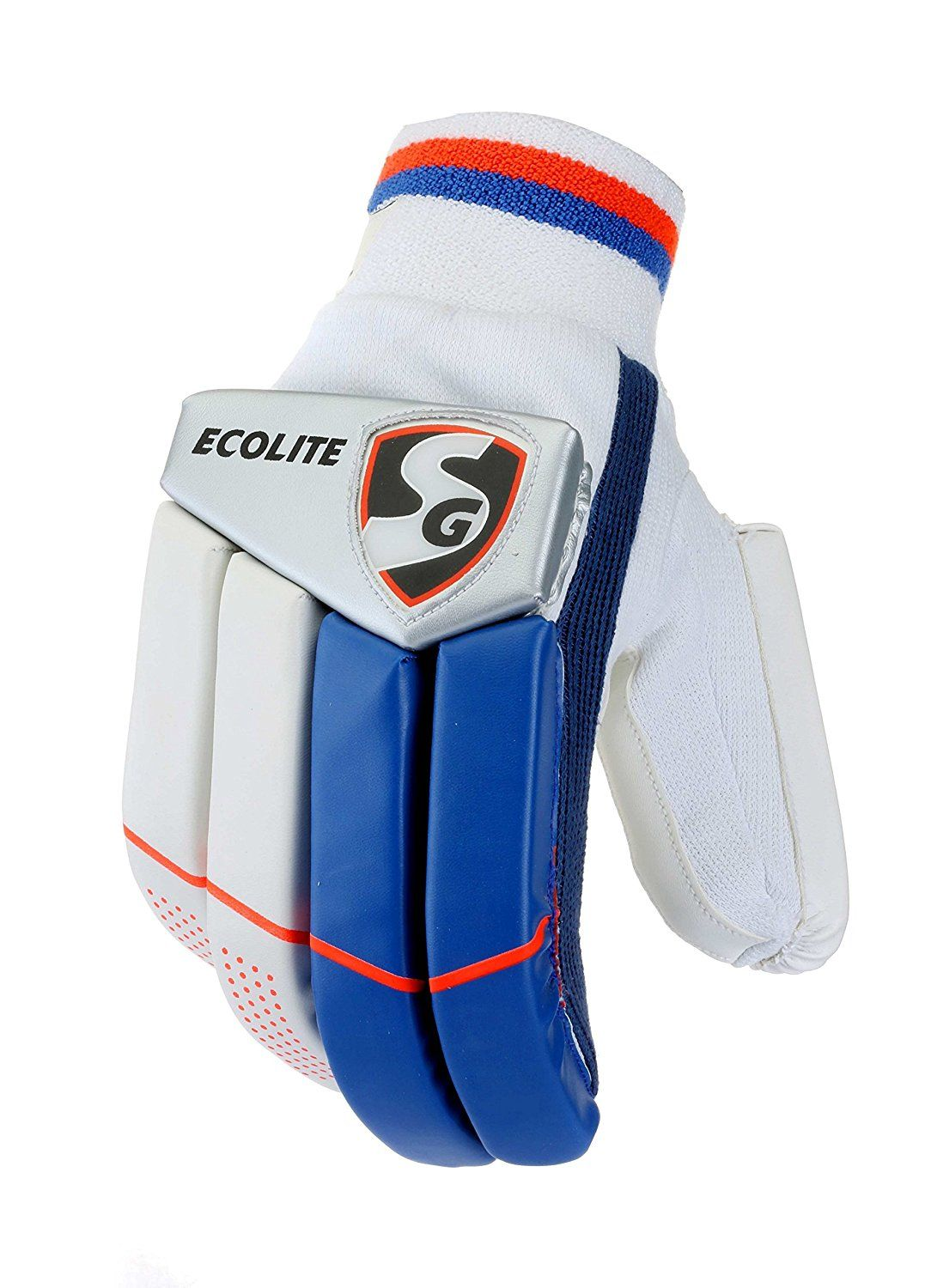 Buy SG Ecolite Batting Gloves (Color May Vary) Online at