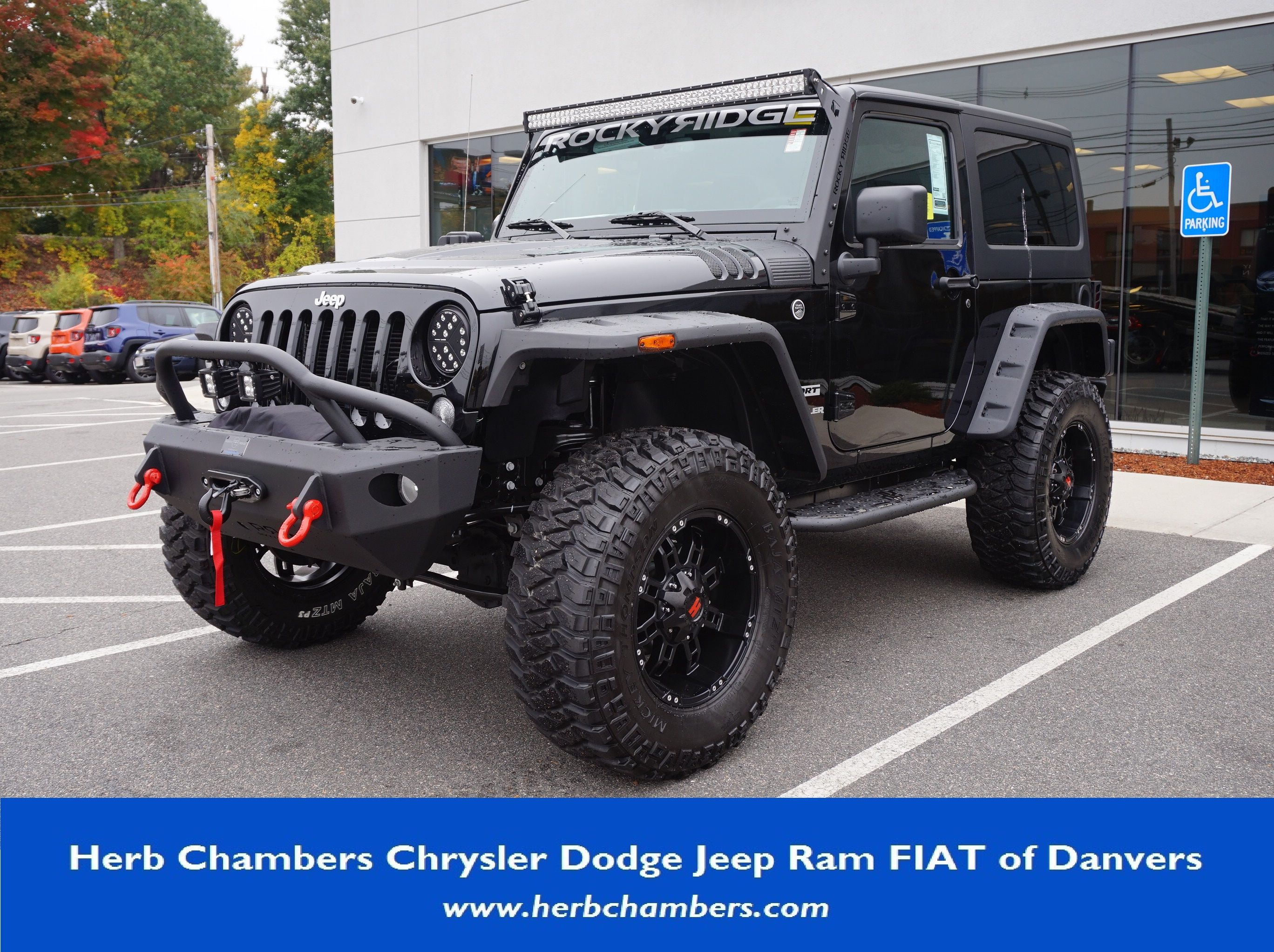 New 2016 Jeep Wrangler Sport 4x4 SUV for sale in Danvers MA
