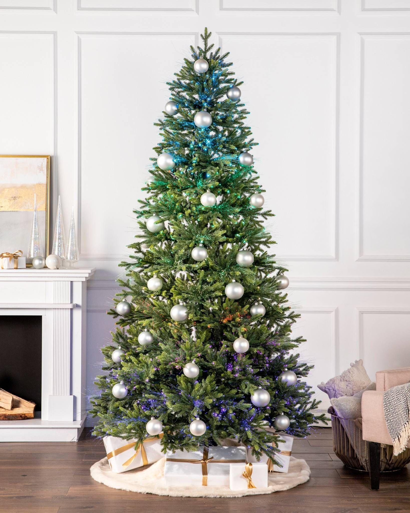 Broadway Fiber Optics Artificial Christmas Trees Balsam Hill Best Artificial Christmas Trees Realistic Artificial Christmas Trees Artificial Christmas Tree