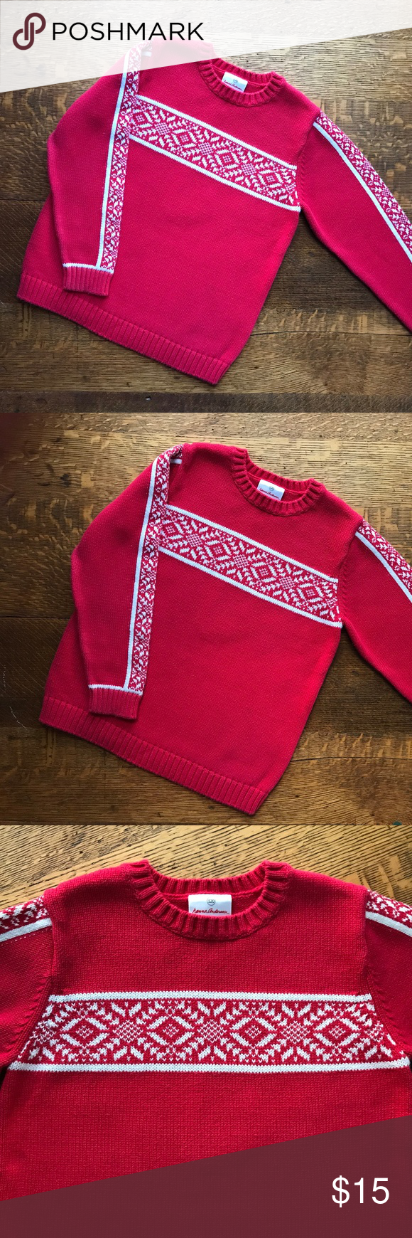 Hanna Andersson Christmas Sweater Winter Nordic In 2018 My Posh