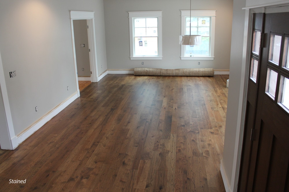 Stained Hickory Floors Google Search Hickory Flooring Hickory Wood Floors Hardwood