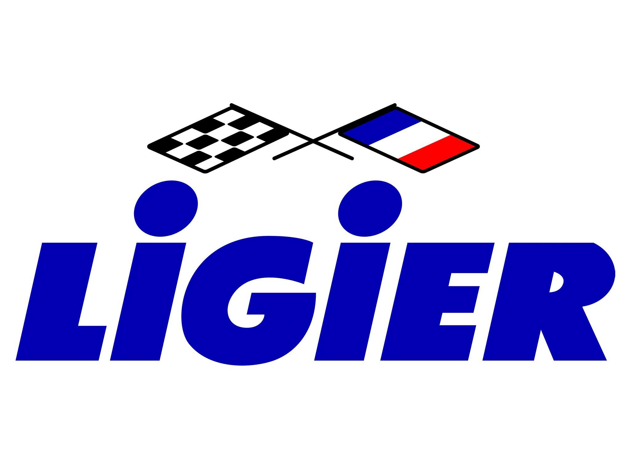 Ligier Automobilismo, Formula 1, Logomarca