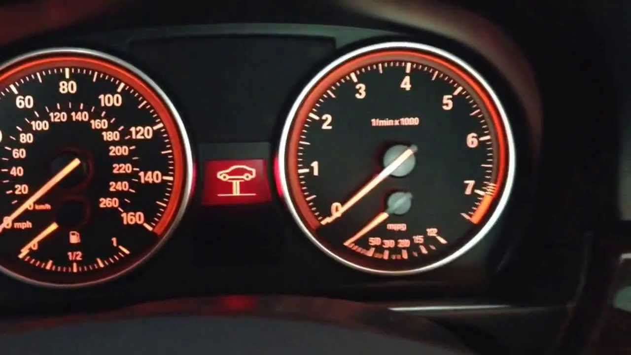 2008 Bmw 328i Rear Brake Service Light Reset After Pad And