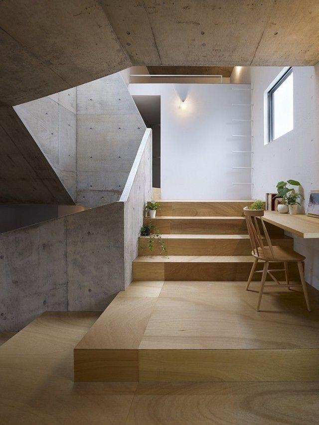 계단에 대한 아이디어가 좋음