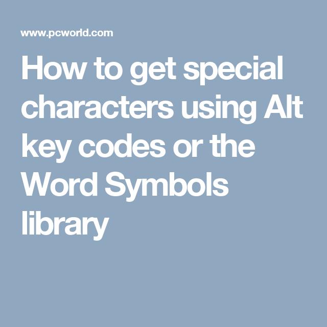 how to make alt code symbols