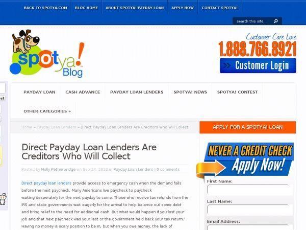 Godaddy payday loans hack image 1