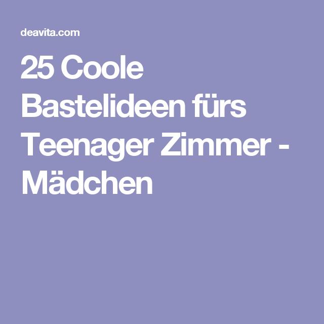 Coole Bastelideen Teenager Zimmer Types Diagram