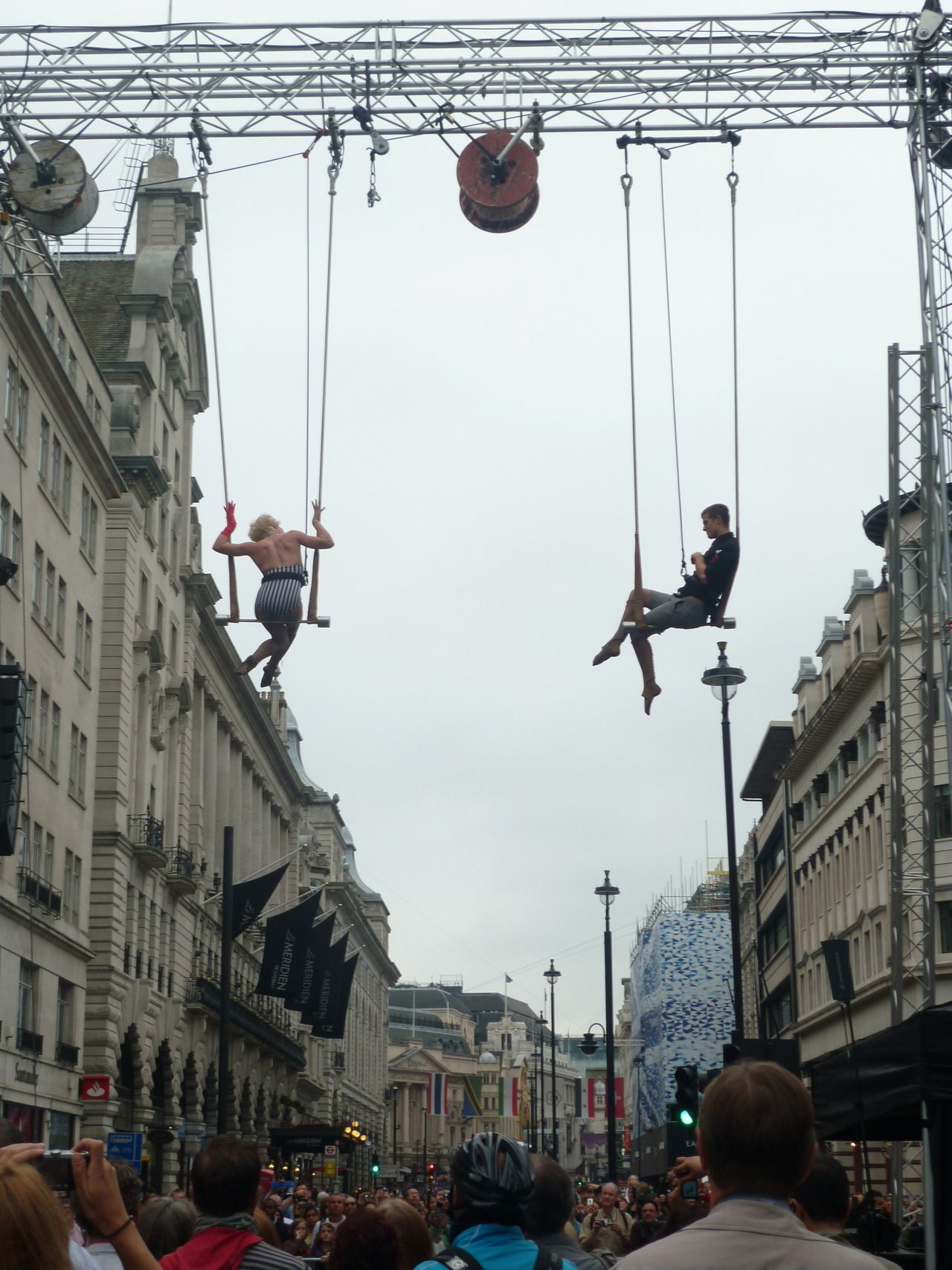 Piccadilli Circus Circus! September 2012 by Melancholic Identities