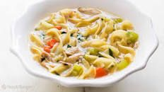 Quick and easy chicken noodle soup recipe florence food tyler chicken noodle soup recipe tyler florence food network forumfinder Choice Image