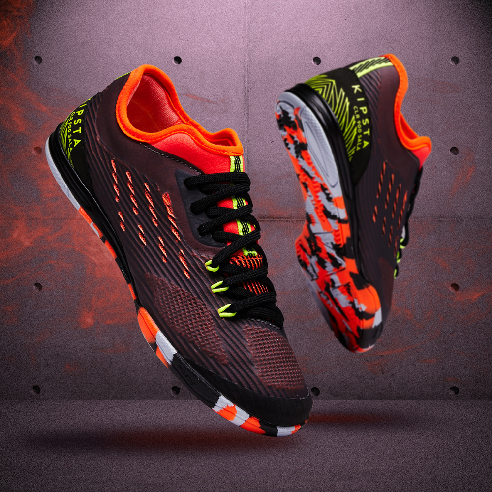 arroz Renunciar Mismo  CLR 900 / KIPSTA / DECATHLON on Behance | Futsal shoes, Decathlon, Designer  sneakers