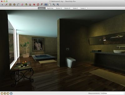 Lightup Sketchup Lighting Plugin Free Trial Cores