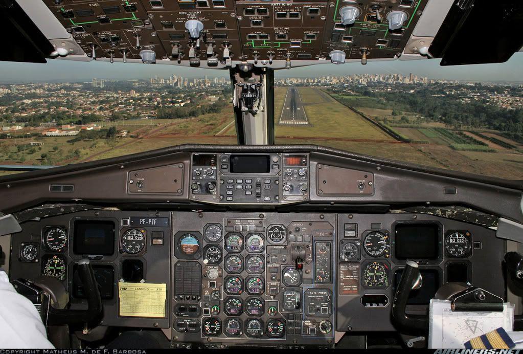 ATR 42-320 | TRIP Linhas Aéreas | Londrina | Julho de 2007
