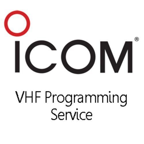Icom VHF Programming Service