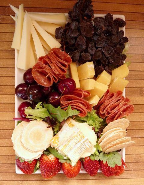 Food Platter Ideas