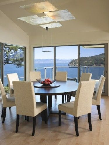 Looking For A Round Table For My Dining Area Wish I Had This View