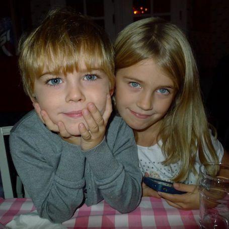 Theo och Linn