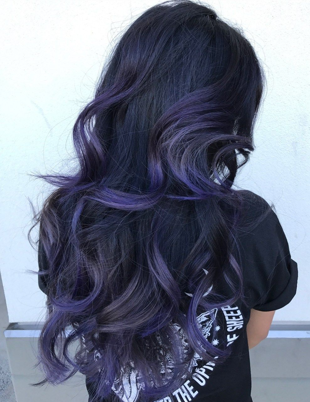 20 Purple Balayage Ideas From Subtle To Vibrant Hair Hair