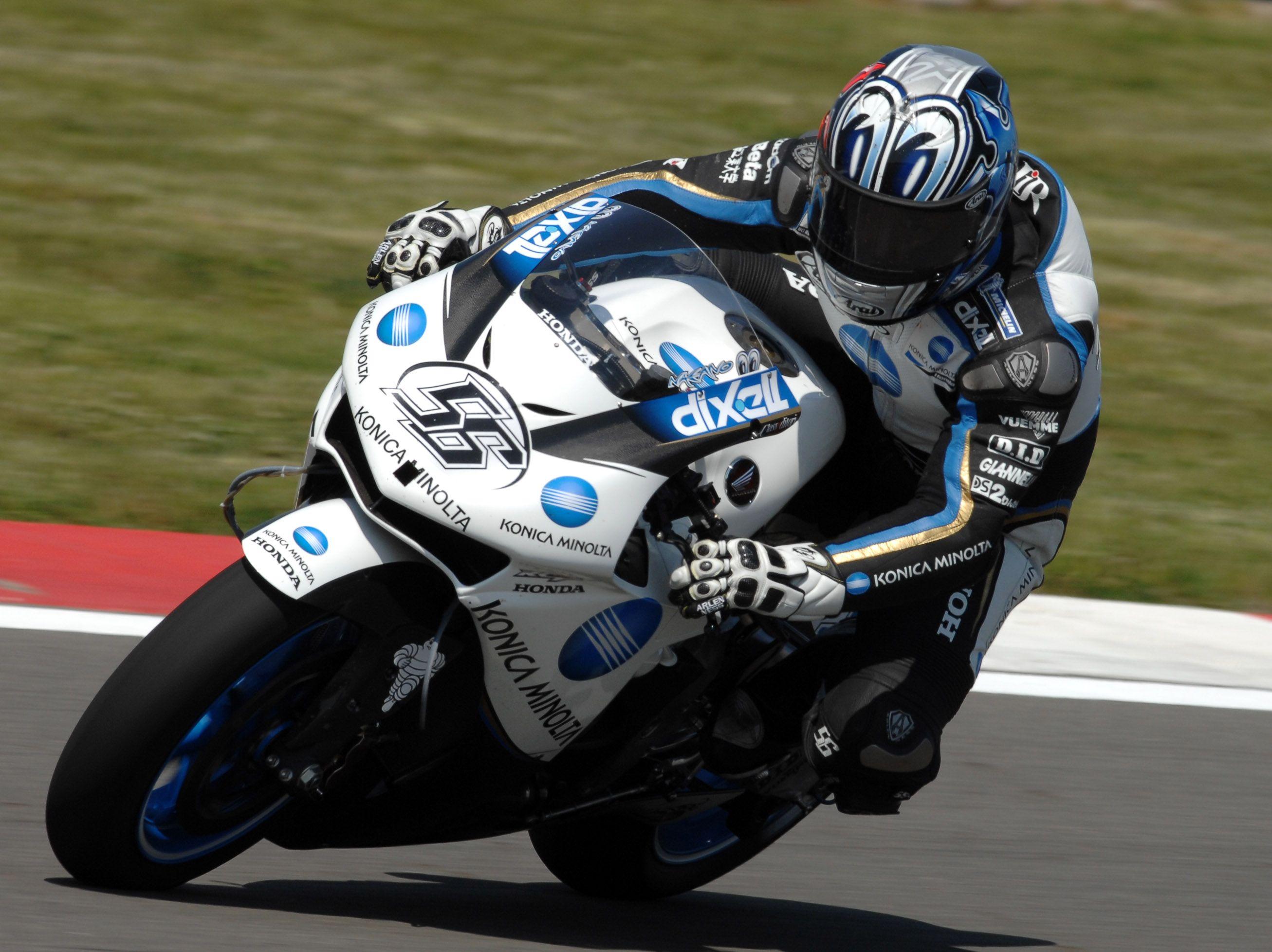 Shinya Nakano - Konica Minolta Honda - 2007 MotoGP | bike ...
