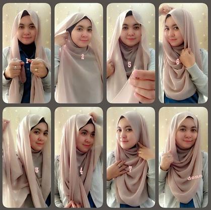 Tutorial Hijab Wisuda Syar I Google Search Kerudung Model Pakaian Hijab Hijab