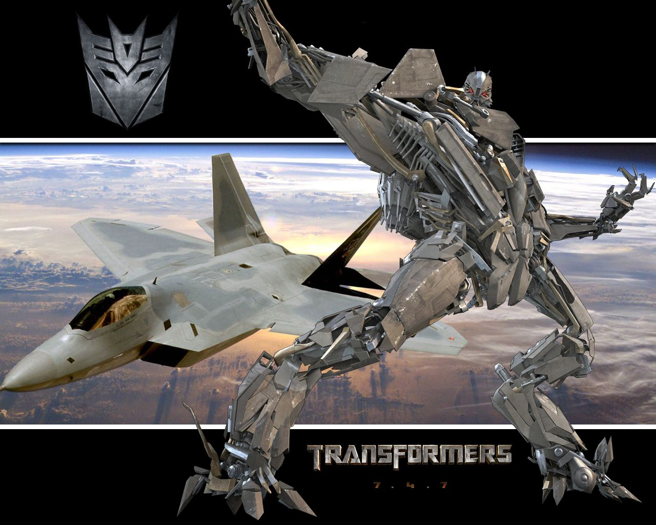 Starscream Decepticon Transformers Movie Transformers Movie Wallpapers