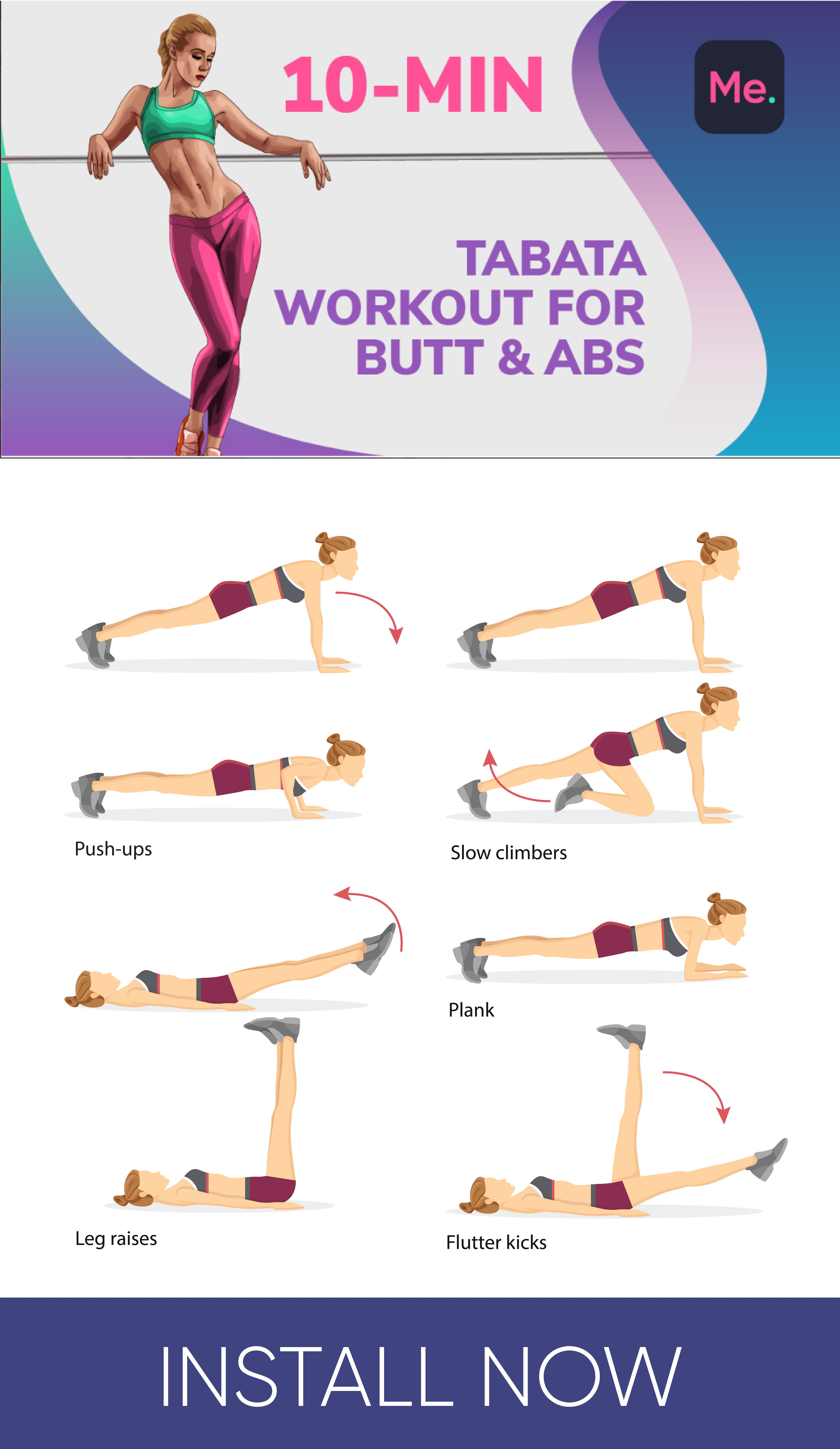 A Workout For You To Get Perfect Abs Exercises Were