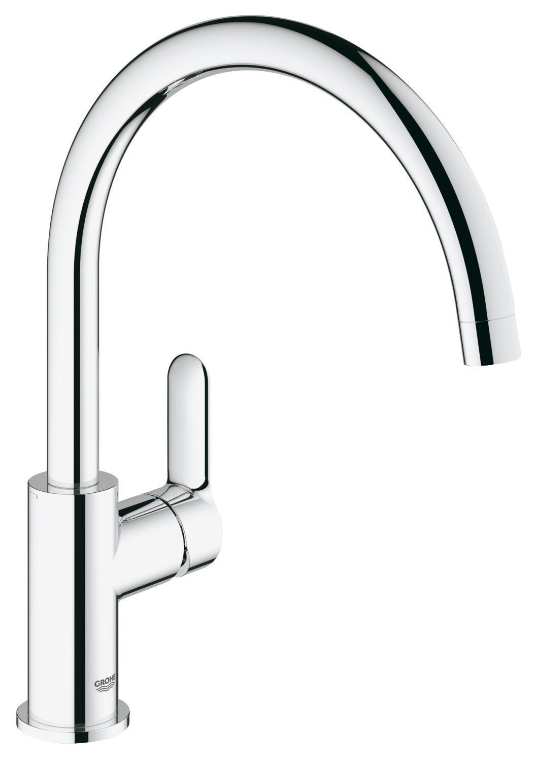 F. GROHE GRO31369000 Start Edge Mixer for Sink Unit: Amazon.co.uk ...