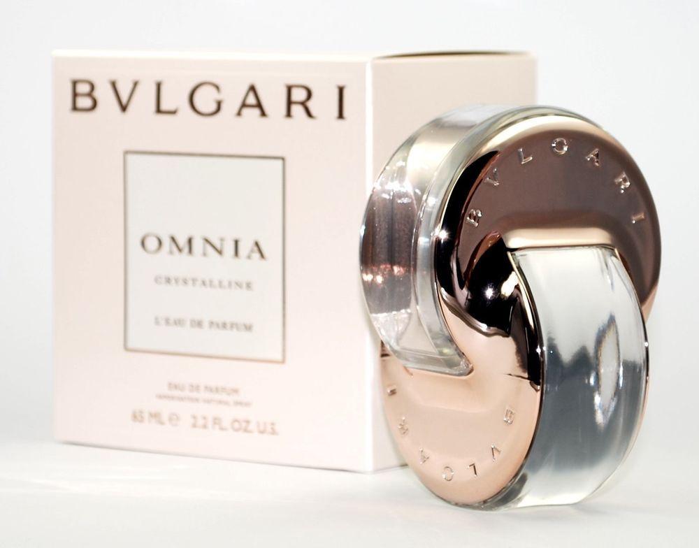 Bvlgari Omnia Crystalline For Women 40ml Edp Spray Bvlgari Omnia Crystalline Omnia Crystalline Perfume
