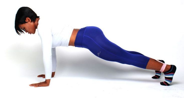 How to get a smaller waist and bigger hips exercise for