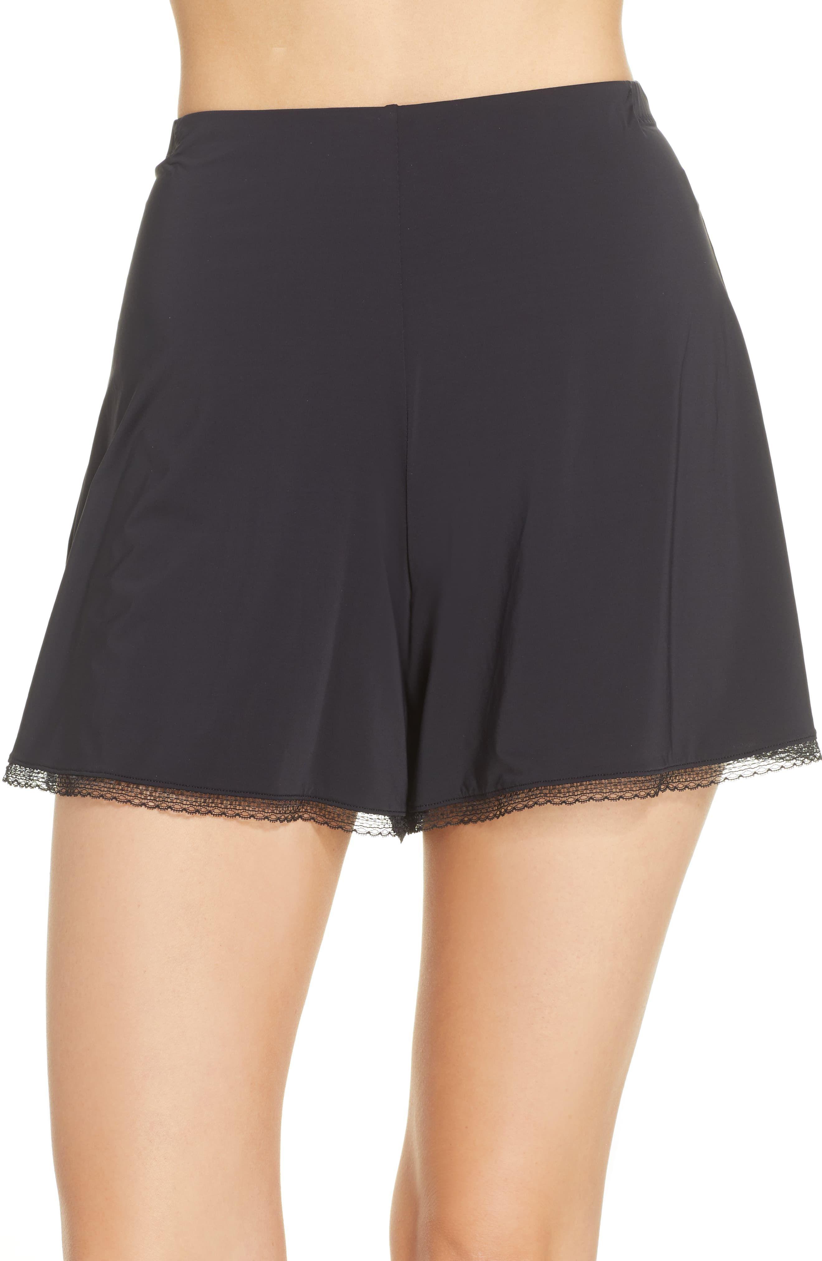All Woman Silky Satin Waist-Slip Under Skirt Plus Size Extra Large XXXXL