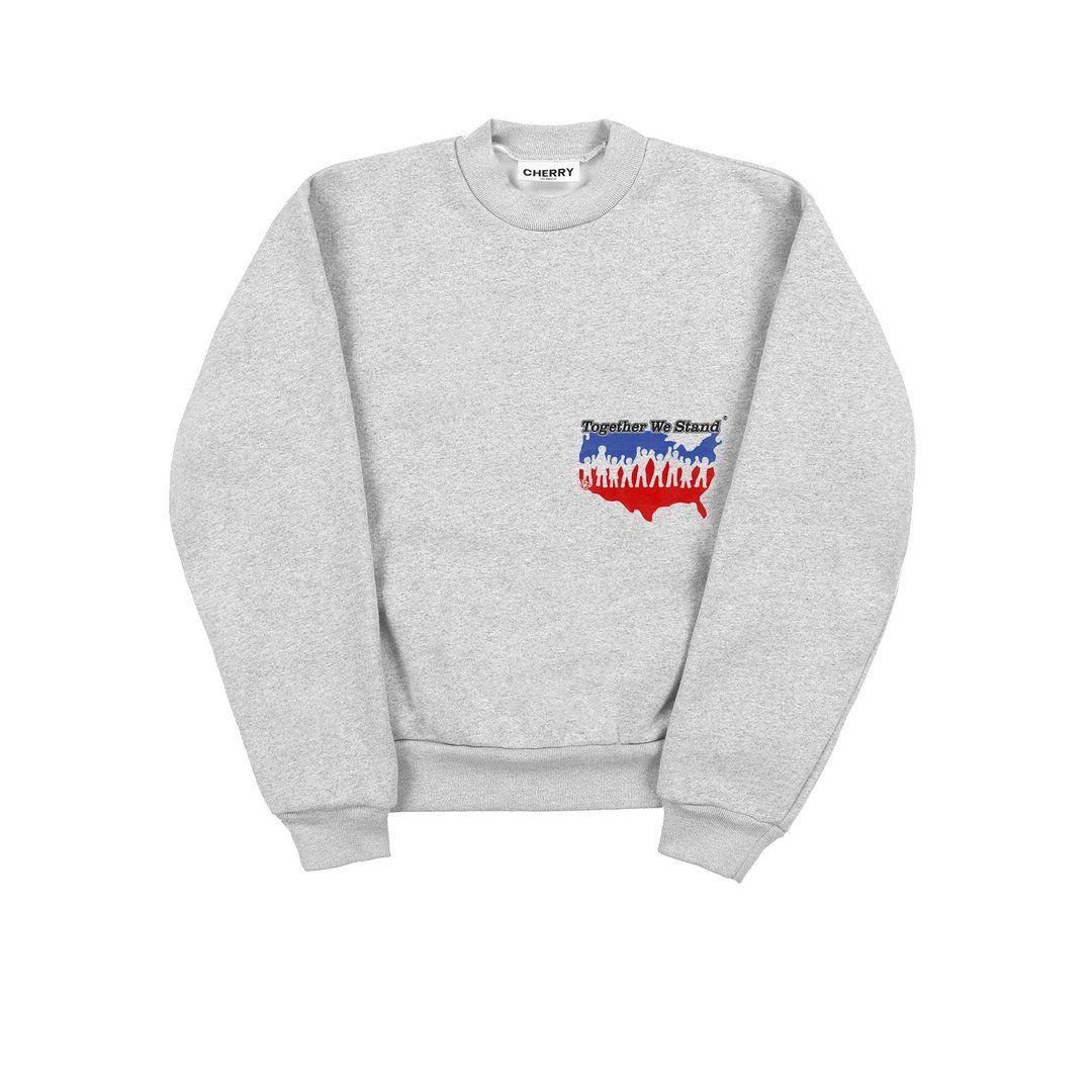 Together We Stand Crewneck Sweatshirt Sweatshirts Crew Neck Sweatshirt Oversized Sweatshirt [ 1080 x 1080 Pixel ]