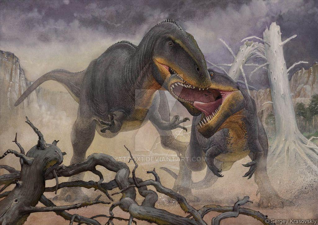 Tyrannotitan chubutensis by atrox1 on DeviantArt
