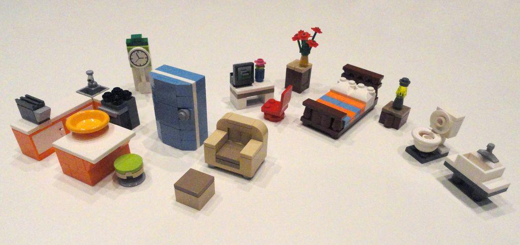 gamme complète de spécifications braderie livraison gratuite Townhouse Trio   Idées lego, Lego et Créations en lego