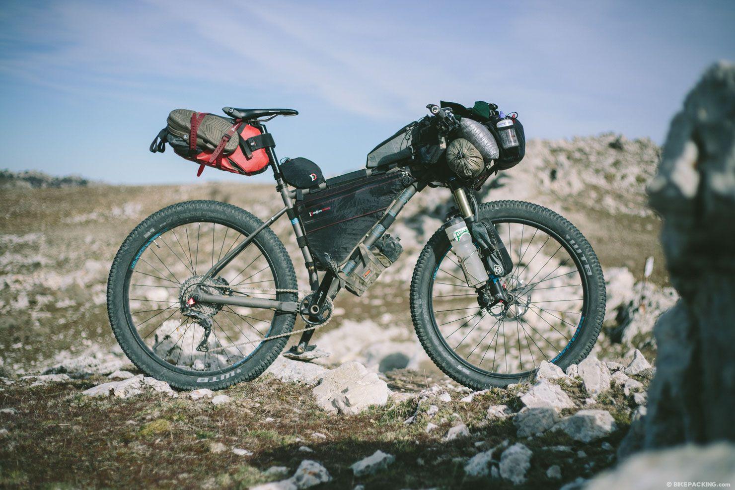 Marin Pine Mountain 2 Review Bikepacking Best Mountain Bikes