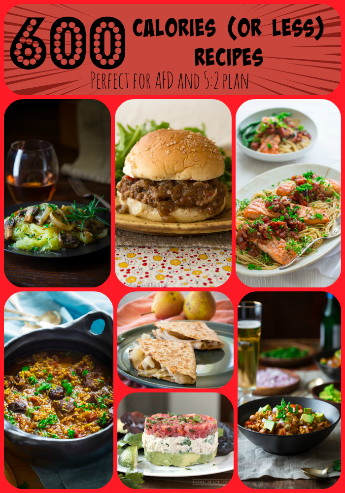 These are all under 600 calories and are perfect for the alternate dinners these are all under 600 calories forumfinder Image collections