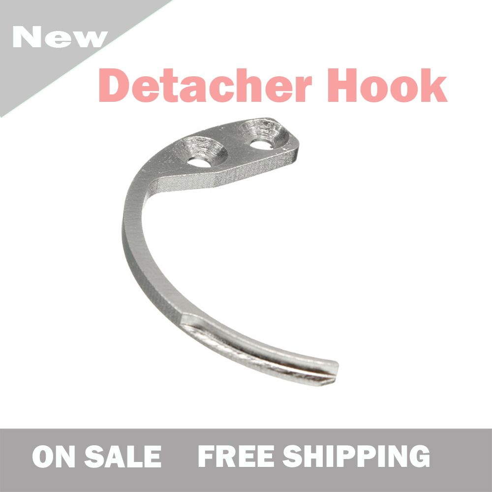 Super Eas Detacher Hook Key New Magnetic Remover Hook Security Tag