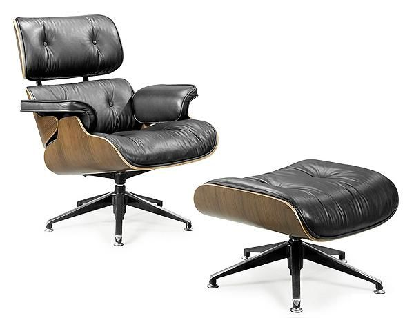 Eames Knock Off Home Chair Ottoman Chair Furniture