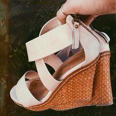 fe94305b4b0 wedges {☀︎ αηiкα   mer-maid-teen.tumblr.com}   s h o e s   Shoes ...