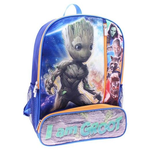 Guardians of the Galaxy 16 Backpack